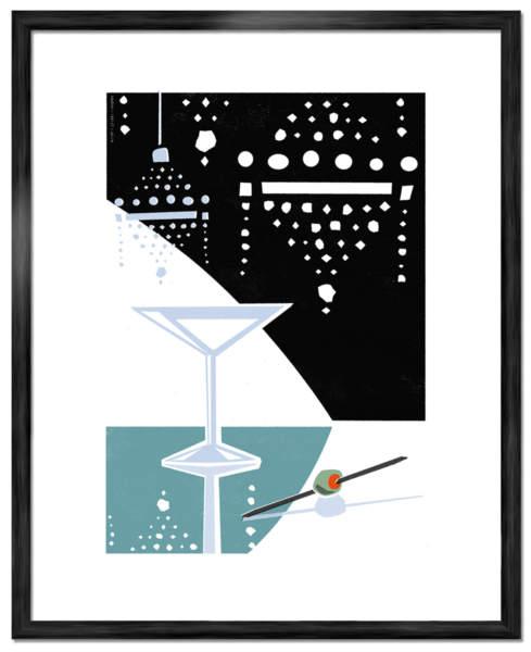 Martini-Art-Poster-©-Joakim-Jalin