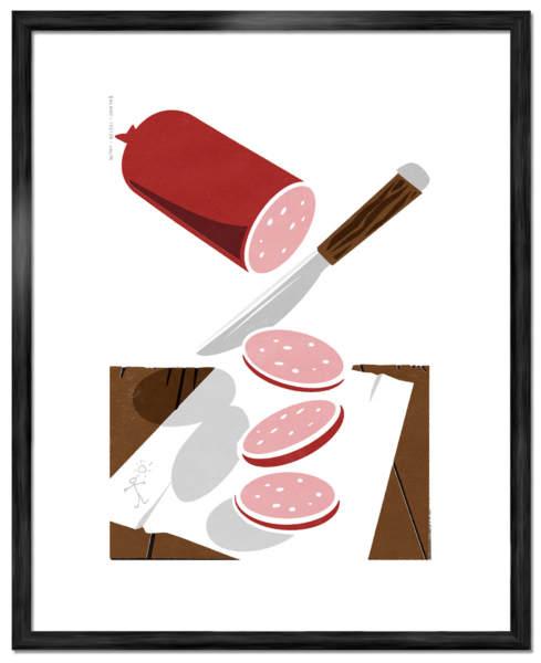Salami-Art-Poster-©-Joakim-Jalin
